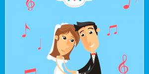 As 10 músicas mais tocadas nos casamentos em 2017